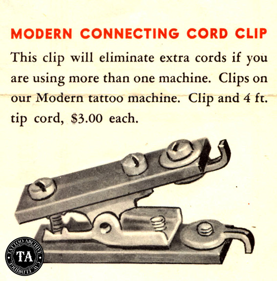 Clip Cord Connection