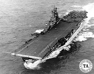 USS Intrepid CV/CVA/CVS-11